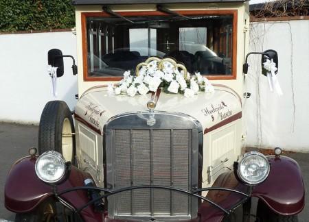 Hochzeitsauto - Oldtimer Vermietung - Marktredwitz, Bayreuth, Wunsiedel