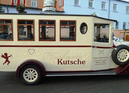 Hochzeitsauto - Oldtimer Vermietung - Wunsiedel, Selb, Bayreuth